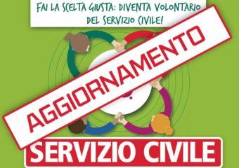 Selezioni servizio civile 2017