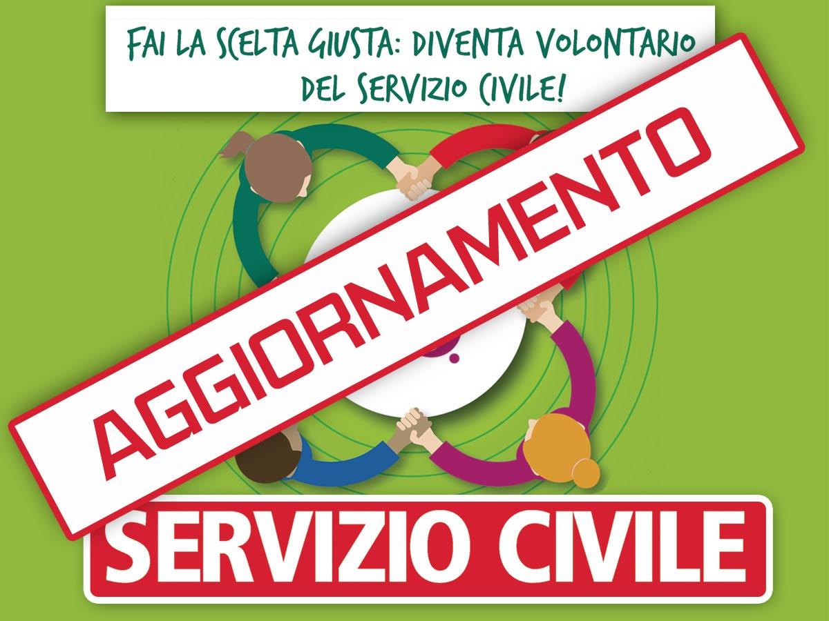 selezioni servizio civile