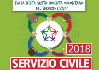 Servizio Civile Volontario è un'opportunità per tutti i ragazzi e le ragazze