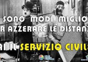 Cambiati la vita con il Servizio Civile Volontario